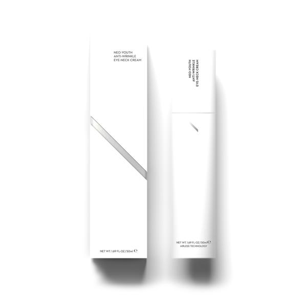 2 witte voorwerp een wit langwerpig doos met wit fles met daarop een grijze schuine