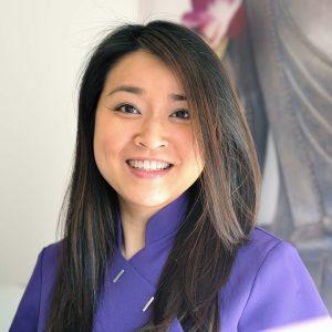 Schoonheidsspecialist Joyce Chou